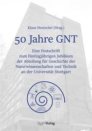 50 Jahre GNT - copertina