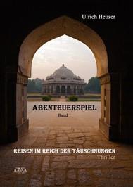 Abenteuerspiel - copertina