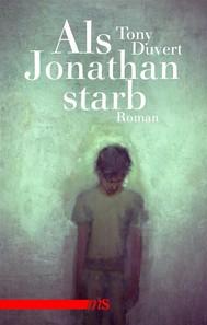 Als Jonathan starb - copertina