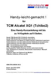 Alcatel XG1 (Tchibo2)-leicht-gemacht - copertina