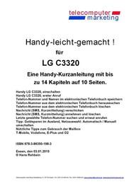 LG C3320-leicht-gemacht - copertina