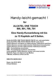 Alcatel One Touch 500, 501, 700, 701-leicht-gemacht - copertina