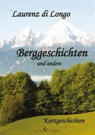 Berggeschichten und andere Kurzgeschichten - copertina