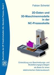 2D-Daten und 3D-Maschinenmodelle in der NC-Prozesskette - copertina