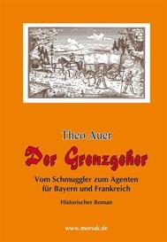 Der Grenzgeher - copertina