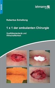 1 x 1 der ambulanten Chirurgie - copertina
