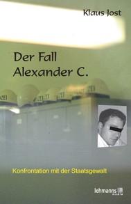 Der Fall Alexander C. - copertina