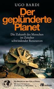Der geplünderte Planet - copertina