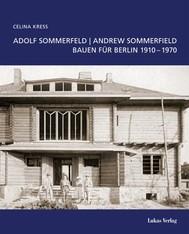 Adolf Sommerfeld /Andrew Sommerfield - copertina