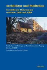 Architektur und Städtebau im südlichen Ostseeraum zwischen 1936 und 1980 - copertina