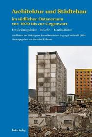 Architektur und Städtebau im südlichen Ostseeraum von 1970 bis zur Gegenwart - copertina