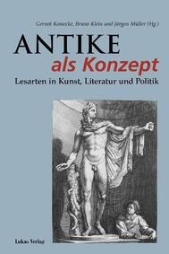 Antike als Konzept - copertina