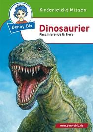 Benny Blu - Dinosaurier - copertina