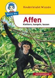 Benny Blu - Affen - copertina