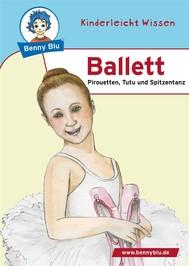 Benny Blu - Ballett - copertina