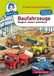 Benny Blu - Baufahrzeuge - copertina