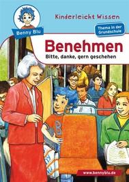 Benny Blu - Benehmen - copertina