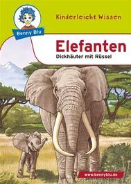 Benny Blu - Elefanten - copertina