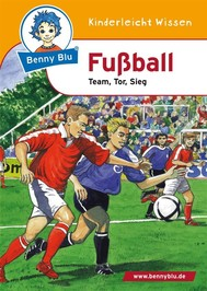 Benny Blu - Fußball - copertina