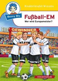 Benny Blu - Fußball EM - copertina