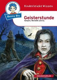 Benny Blu - Geisterstunde - copertina
