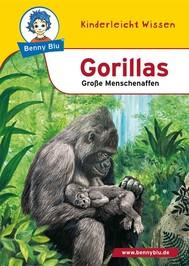 Benny Blu - Gorillas - copertina