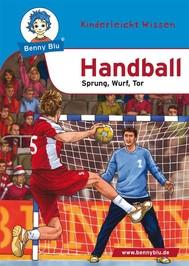 Benny Blu - Handball - copertina