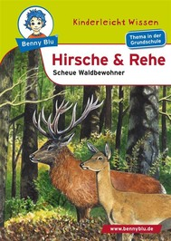 Benny Blu - Hirsche und Rehe - copertina
