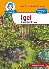 Benny Blu - Igel - copertina