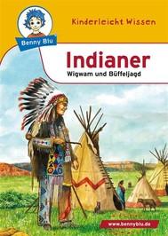 Benny Blu - Indianer - copertina