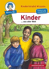 Benny Blu - Kinder - copertina