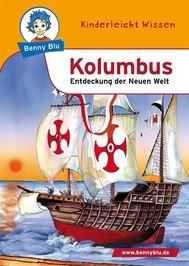 Benny Blu - Kolumbus - copertina