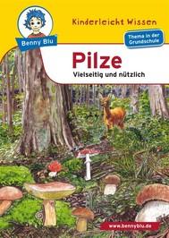 Benny Blu - Pilze - copertina