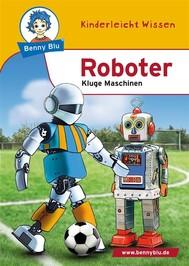 Benny Blu - Roboter - copertina