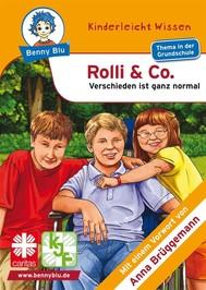 Benny Blu - Rolli & Co. - copertina
