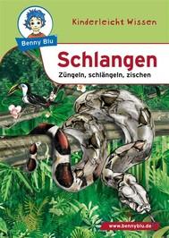 Benny Blu - Schlangen - copertina