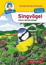 Benny Blu - Singvögel - copertina