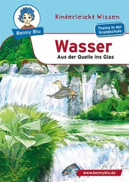 Benny Blu - Wasser - copertina