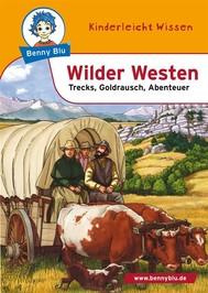 Benny Blu - Wilder Westen - copertina