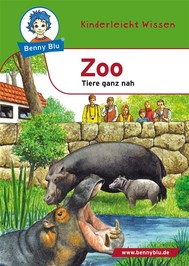 Benny Blu - Zoo - copertina