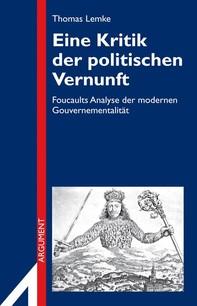 Eine Kritik der politischen Vernunft - Librerie.coop