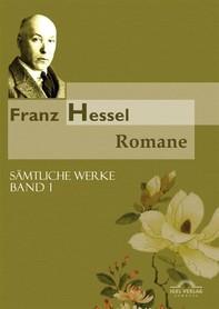 Franz Hessel: Romane - Librerie.coop