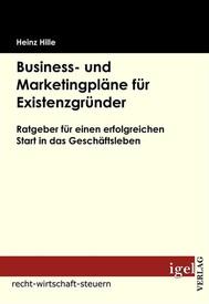Business- und Marketingpläne für Existenzgründer - copertina