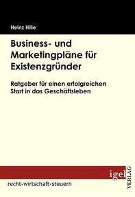 Business- und Marketingpläne für Existenzgründer - Librerie.coop