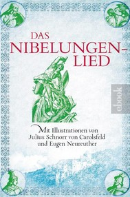 Das Nibelungenlied - copertina