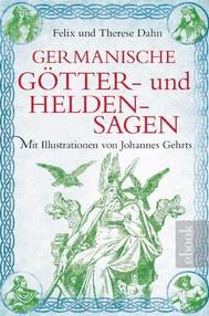 Germanische Götter- und Heldensagen - copertina