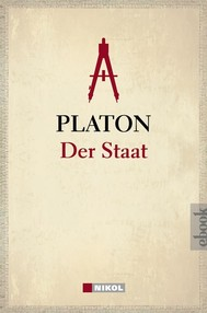 Platon: Der Staat - copertina
