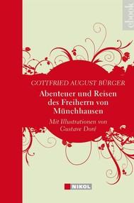 Abenteuer und Reisen des Freiherrn von Münchhausen - copertina