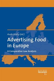 Advertising Food in Europe - copertina