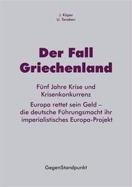 Der Fall Griechenland - copertina